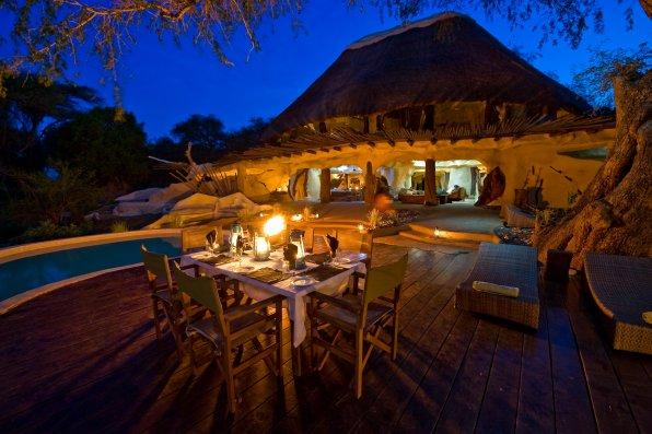 Chongwe River House Zambia safari