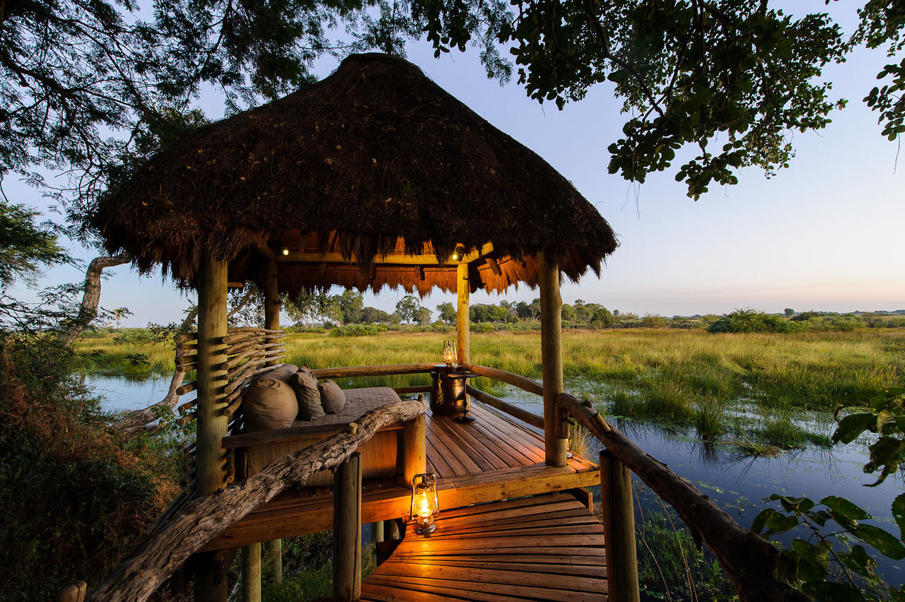 Momba Camp Okavango Delta Botswana