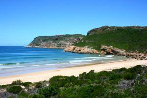 Plettenberg Bay Beach,Garden Route.
