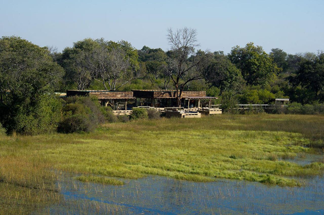Vumbura Plains Camp Okavango Delta Botswana