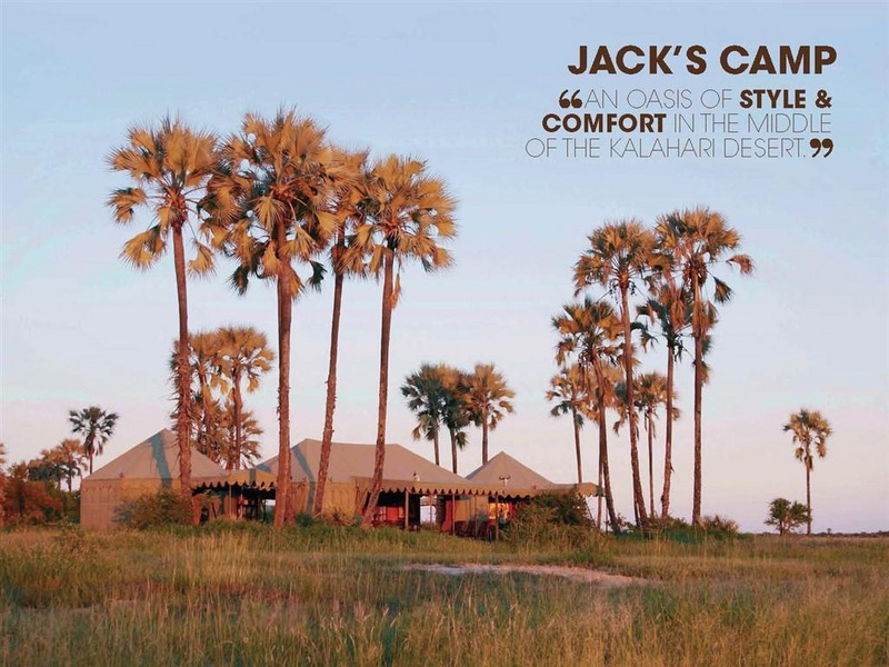 Jacks Camp Botswana