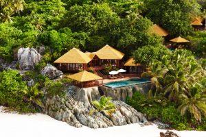 Fregate island Seychelles