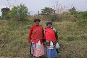Eastern Cape Rural Village Ladies