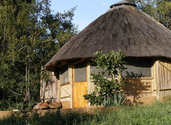 Elephant Hut Umlani Lodge