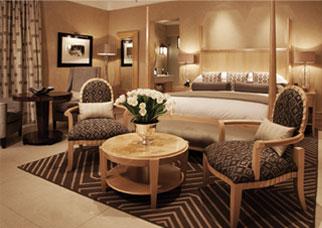 Saxon Boutique Hotel and Spa Villa Presidential suites.