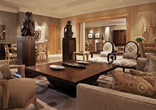 Saxon Hotel Villa Presidential Suites Johannesburg