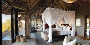 Leopard Hills Safari Lodge Suite