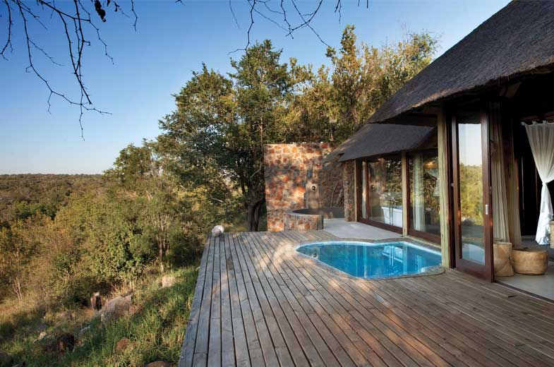 Leopard Hills Safari Lodge Suite Deck