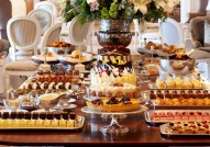 Mount Nelson Hotel Afternoon Tea