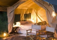 Chobe tented Safari